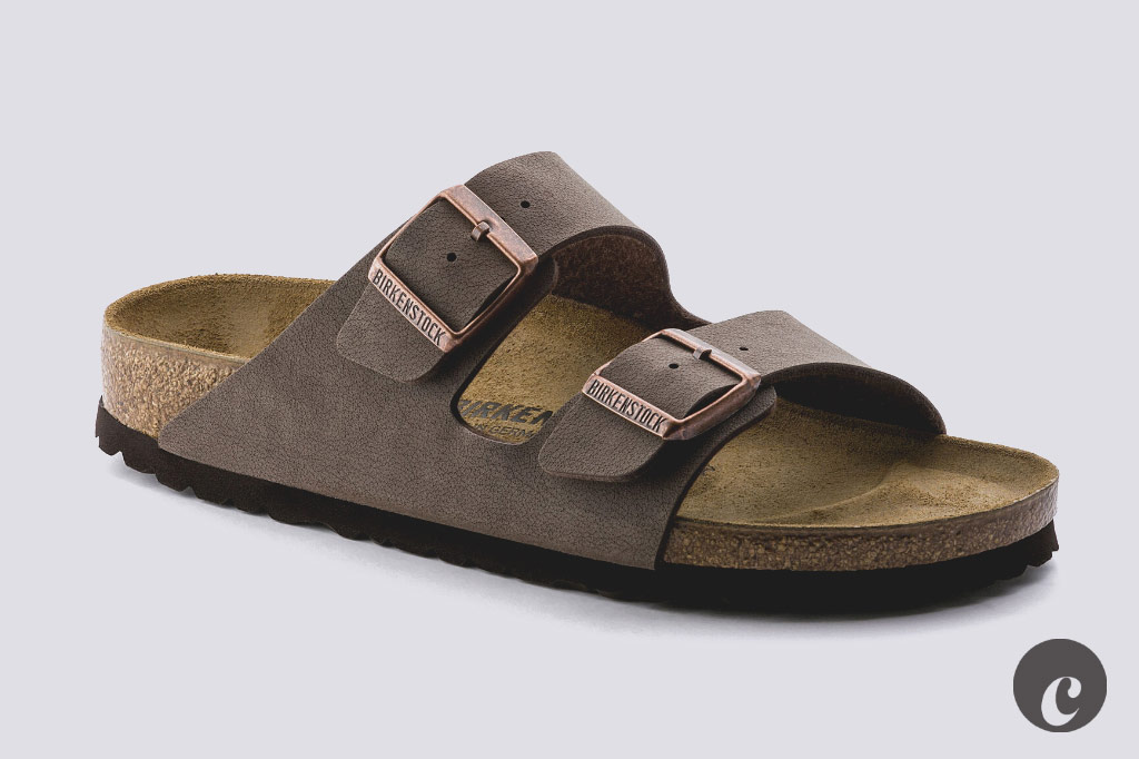 arizona mens strapped sandal by birkenstock