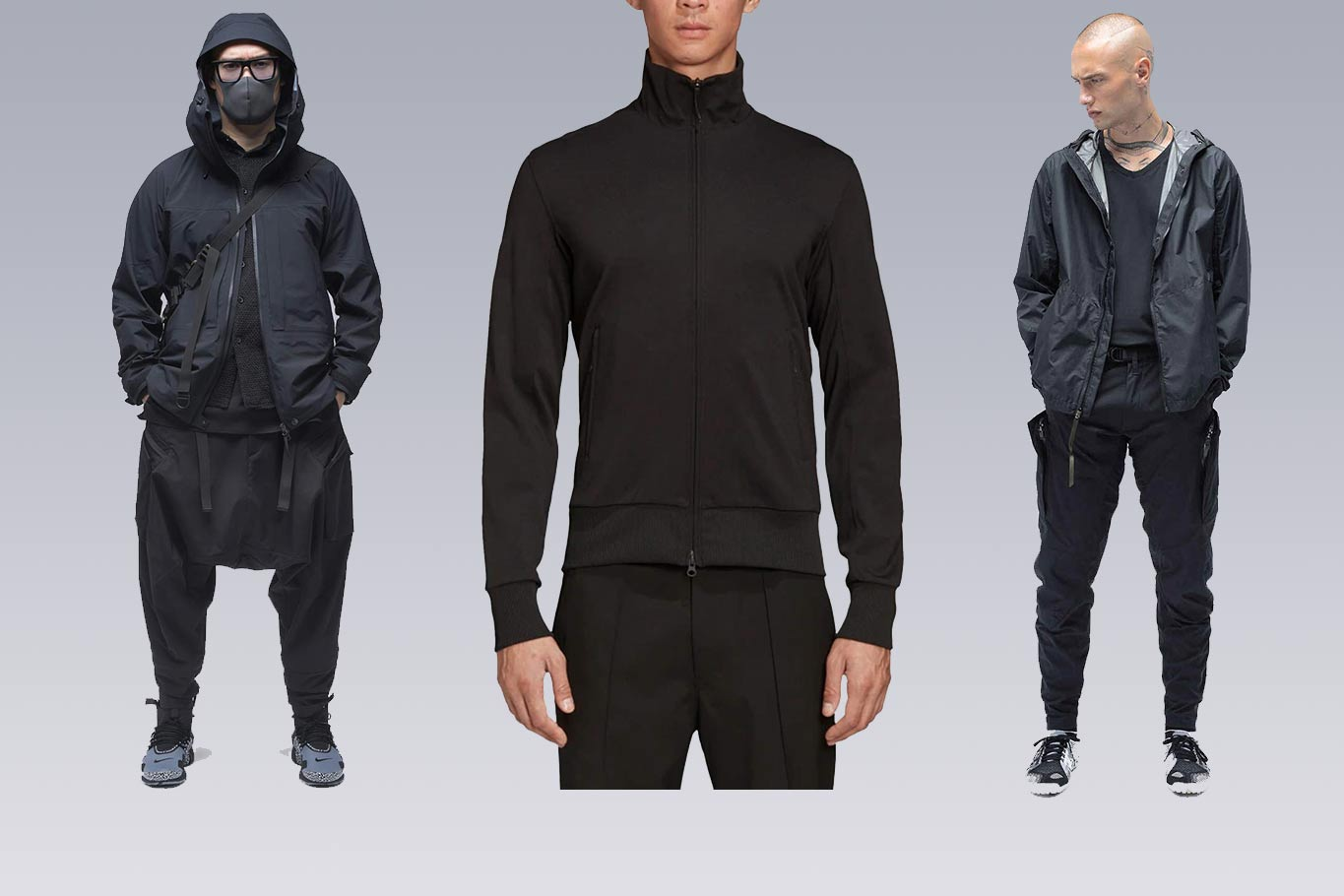 best techwear jackets