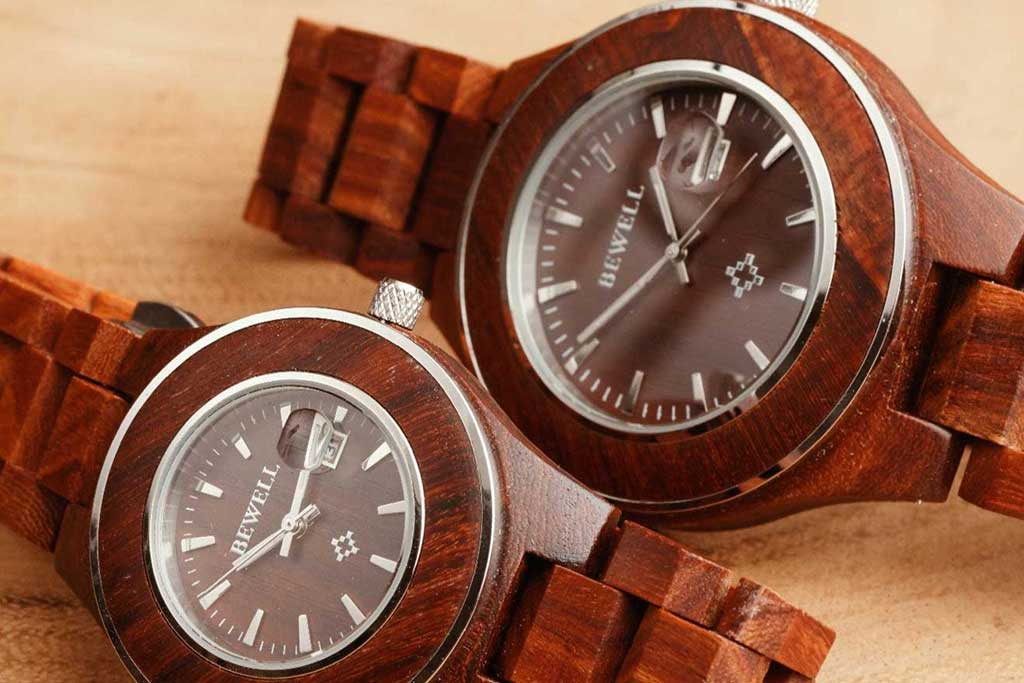 bewell wooden watches 1