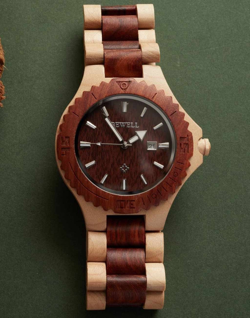 bewell wooden watches 4