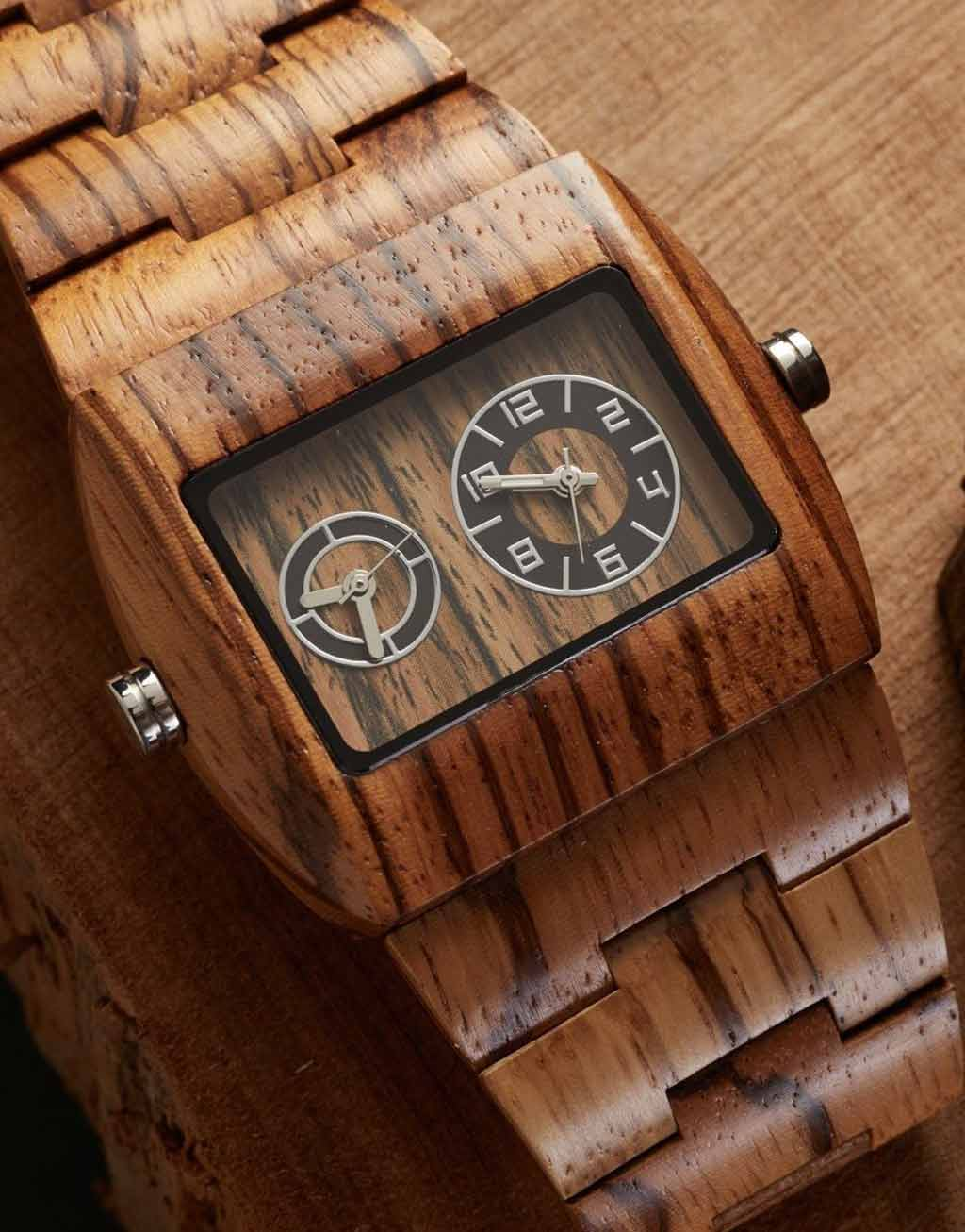 bewell wooden watches 5