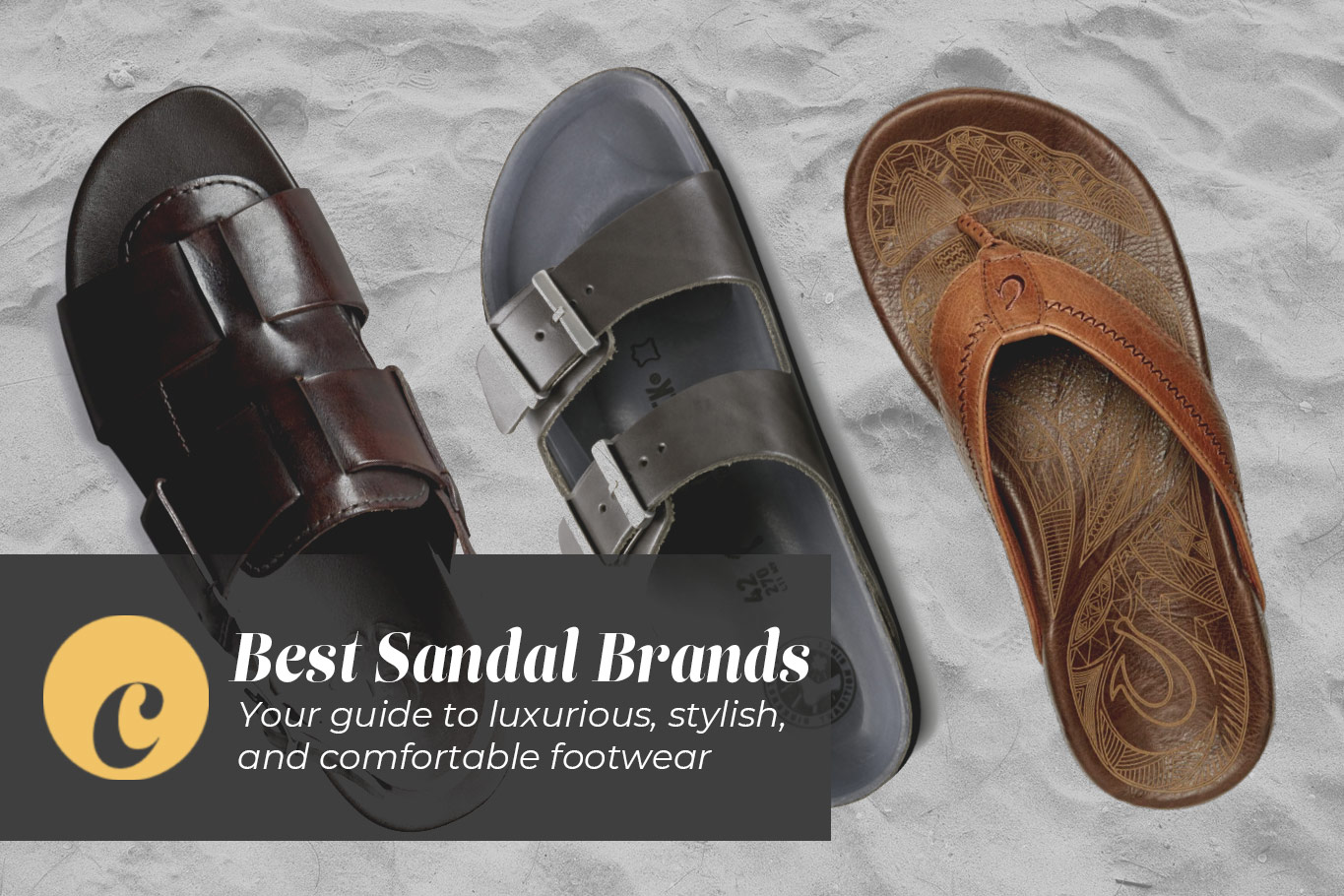 chipkos best sandal brands guide banner