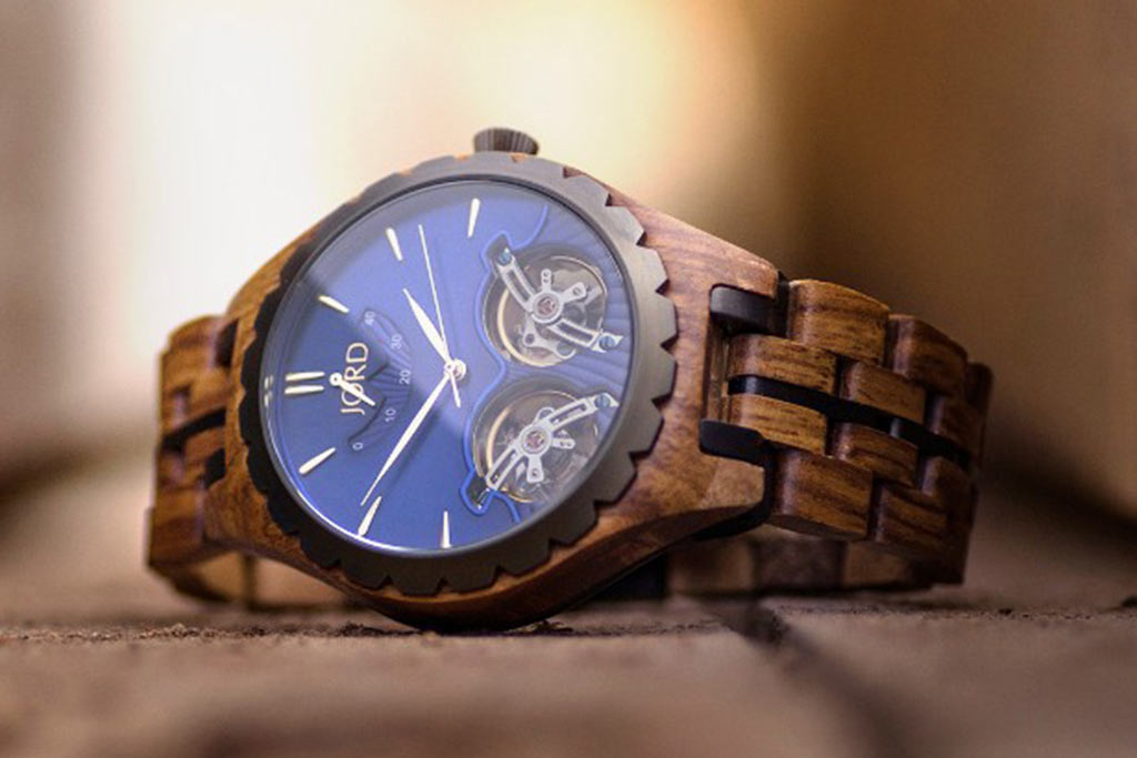 jord wooden watches 1