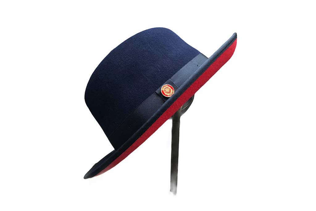 red bottom hats 1