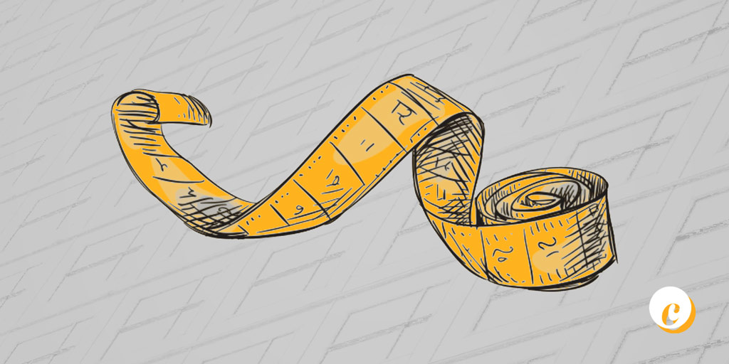 tailors tape measure illustration chipkos